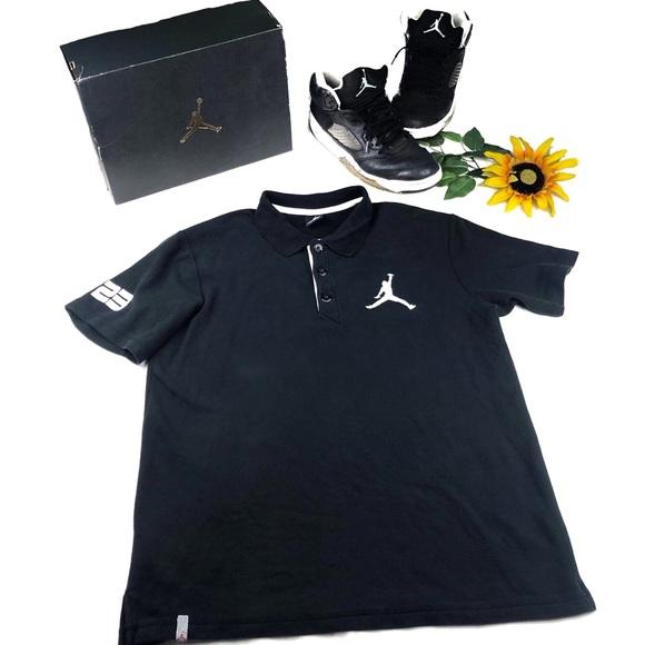 Air Jordan Jumpman Mens Polo T Shirt